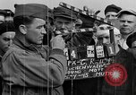 Image of Czechoslovakian internee Buchenwald Germany, 1945, second 5 stock footage video 65675049480