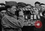 Image of Czechoslovakian internee Buchenwald Germany, 1945, second 6 stock footage video 65675049480
