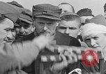Image of Czechoslovakian internee Buchenwald Germany, 1945, second 1 stock footage video 65675049481