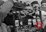 Image of Czechoslovakian internee Buchenwald Germany, 1945, second 4 stock footage video 65675049481