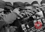 Image of Czechoslovakian internee Buchenwald Germany, 1945, second 5 stock footage video 65675049481