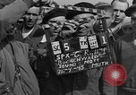 Image of internee Buchenwald Germany, 1945, second 3 stock footage video 65675049482