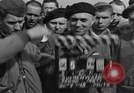 Image of internee Buchenwald Germany, 1945, second 6 stock footage video 65675049482