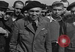 Image of internee Buchenwald Germany, 1945, second 8 stock footage video 65675049482
