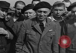 Image of internee Buchenwald Germany, 1945, second 9 stock footage video 65675049482