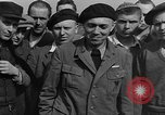 Image of internee Buchenwald Germany, 1945, second 10 stock footage video 65675049482