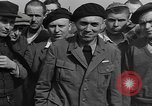 Image of internee Buchenwald Germany, 1945, second 11 stock footage video 65675049482
