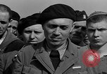 Image of Dutch internee Buchenwald Germany, 1945, second 5 stock footage video 65675049483