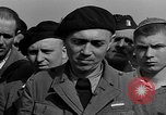 Image of Dutch internee Buchenwald Germany, 1945, second 6 stock footage video 65675049483