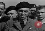 Image of Dutch internee Buchenwald Germany, 1945, second 7 stock footage video 65675049483