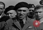 Image of Dutch internee Buchenwald Germany, 1945, second 9 stock footage video 65675049483