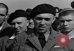 Image of Dutch internee Buchenwald Germany, 1945, second 10 stock footage video 65675049483