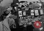 Image of Liberated German Jew Buchenwald Germany, 1945, second 10 stock footage video 65675049485