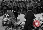 Image of pile of dead Buchenwald Germany, 1945, second 3 stock footage video 65675049492