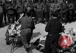 Image of pile of dead Buchenwald Germany, 1945, second 5 stock footage video 65675049492