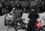 Image of pile of dead Buchenwald Germany, 1945, second 7 stock footage video 65675049492