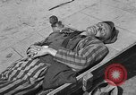 Image of victims Buchenwald Germany, 1945, second 2 stock footage video 65675049493