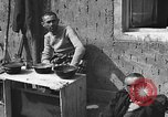 Image of victims Buchenwald Germany, 1945, second 4 stock footage video 65675049493