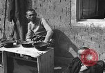 Image of victims Buchenwald Germany, 1945, second 6 stock footage video 65675049493