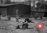 Image of victims Buchenwald Germany, 1945, second 4 stock footage video 65675049494