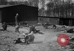 Image of victims Buchenwald Germany, 1945, second 5 stock footage video 65675049494