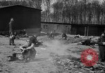 Image of victims Buchenwald Germany, 1945, second 6 stock footage video 65675049494