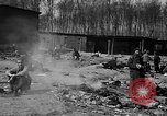 Image of victims Buchenwald Germany, 1945, second 7 stock footage video 65675049494
