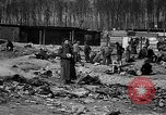 Image of victims Buchenwald Germany, 1945, second 10 stock footage video 65675049494