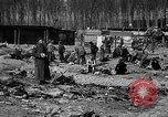 Image of victims Buchenwald Germany, 1945, second 11 stock footage video 65675049494