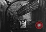Image of crematorium Buchenwald Germany, 1945, second 7 stock footage video 65675049497