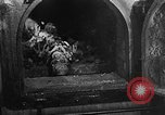 Image of crematorium Buchenwald Germany, 1945, second 12 stock footage video 65675049497