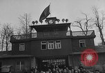 Image of concentration camp funeral Buchenwald Germany, 1945, second 6 stock footage video 65675049498
