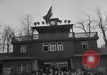 Image of concentration camp funeral Buchenwald Germany, 1945, second 7 stock footage video 65675049498