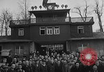Image of concentration camp funeral Buchenwald Germany, 1945, second 9 stock footage video 65675049498
