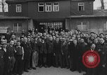 Image of concentration camp funeral Buchenwald Germany, 1945, second 10 stock footage video 65675049498