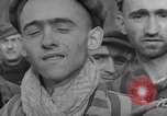 Image of concentration camp victims Buchenwald Germany, 1945, second 3 stock footage video 65675049499