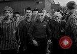 Image of concentration camp victims Buchenwald Germany, 1945, second 9 stock footage video 65675049499