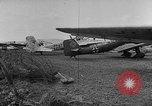 Image of Me-110 aircraft Germany, 1945, second 12 stock footage video 65675049500