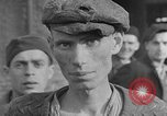 Image of liberated prisoners of Buchenwald Buchenwald Germany, 1945, second 4 stock footage video 65675049501