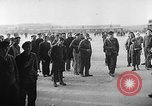 Image of internees in a camp Buchenwald Germany, 1945, second 6 stock footage video 65675049501