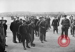 Image of liberated prisoners of Buchenwald Buchenwald Germany, 1945, second 7 stock footage video 65675049501