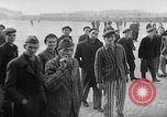 Image of internees in a camp Buchenwald Germany, 1945, second 10 stock footage video 65675049501