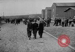 Image of internees in a camp Buchenwald Germany, 1945, second 12 stock footage video 65675049501