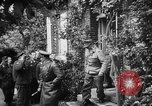 Image of General Erwin Rommel and staff France, 1944, second 10 stock footage video 65675049505