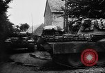 Image of German forces battle Allies in Normandy France, 1944, second 2 stock footage video 65675049506