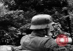 Image of German forces battle Allies in Normandy France, 1944, second 5 stock footage video 65675049506