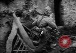 Image of German forces battle Allies in Normandy France, 1944, second 8 stock footage video 65675049506