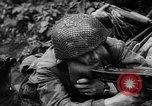 Image of German forces battle Allies in Normandy France, 1944, second 12 stock footage video 65675049506