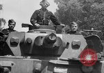 Image of German 19th Army Panzer Tanks Corps France, 1940, second 11 stock footage video 65675049508