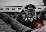 Image of General Kesselring Italy, 1942, second 8 stock footage video 65675049511